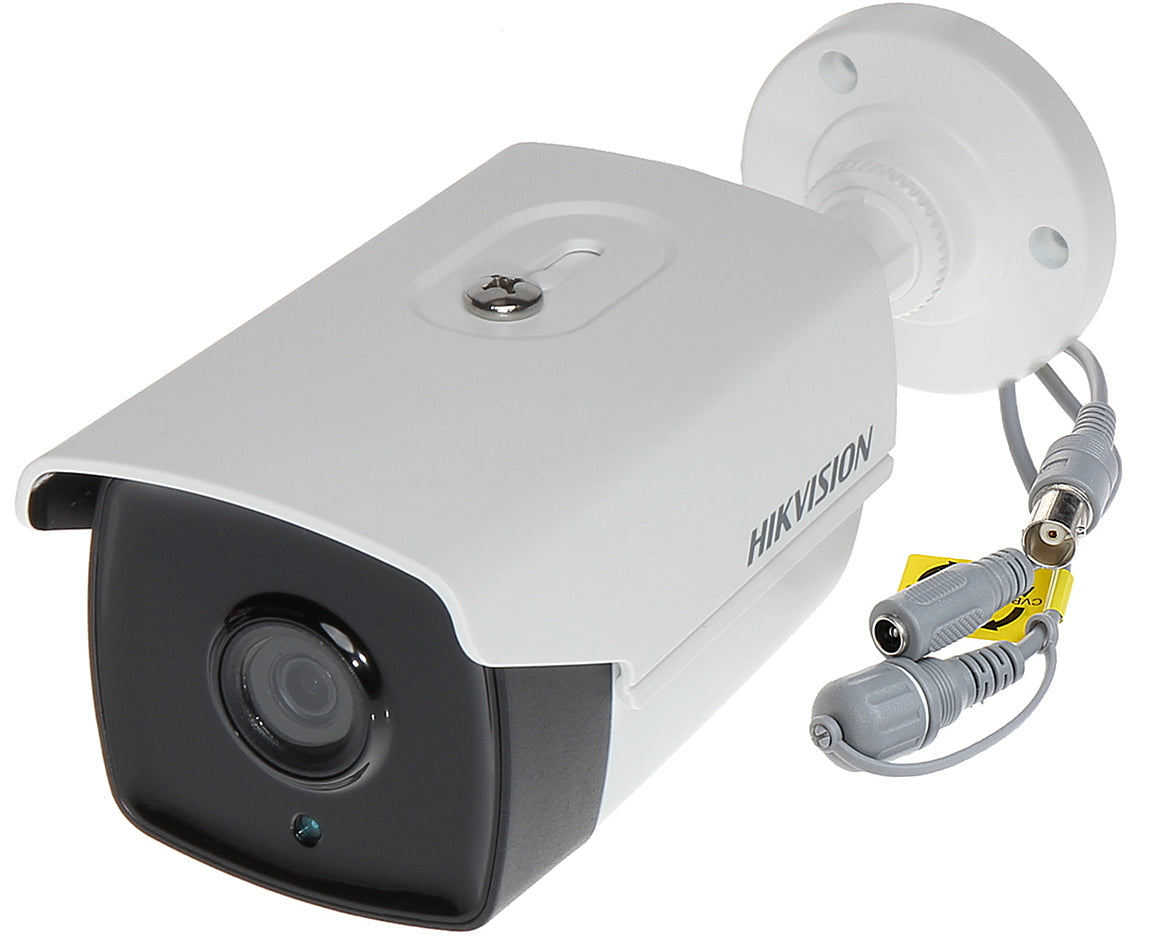 Hikvision Outdoor HD 1080P Long Range Exir Hybrid Turbo Bullet Camera
