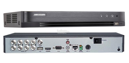 Hikvision 8-Channel 720p HD-TVI Turbo DVR