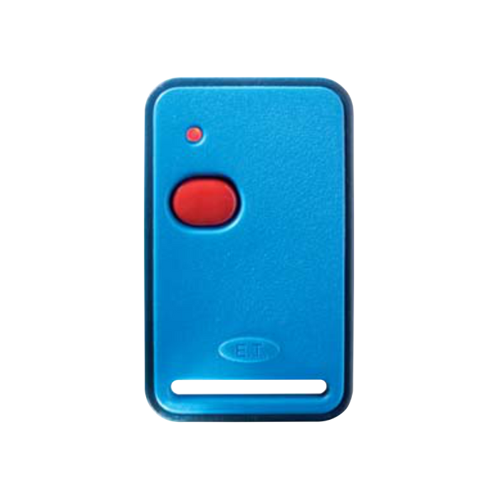ET Blue 1 Button 434MHz Code Hopping Remote Transmitter