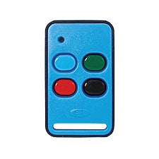 ET Blue 4 Button 434MHz Code Hopping Remote Transmitter