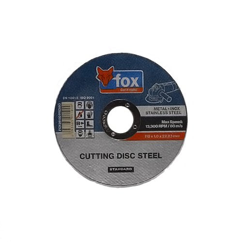 115mm Steel Cutting Disc