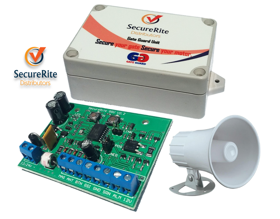 SecureRite Gate Guard Unit Standalone Kit