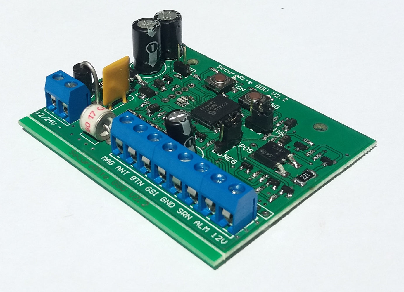 SecureRite Gate Guard Unit PCB Board