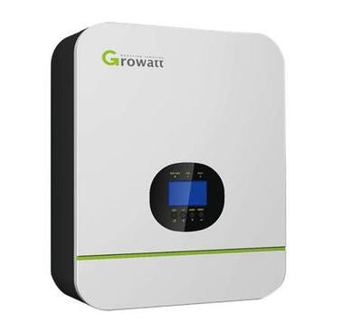 Growatt SPF3000TL-24V 3kVA MPPT Pure Sine Wave Solar Inverter