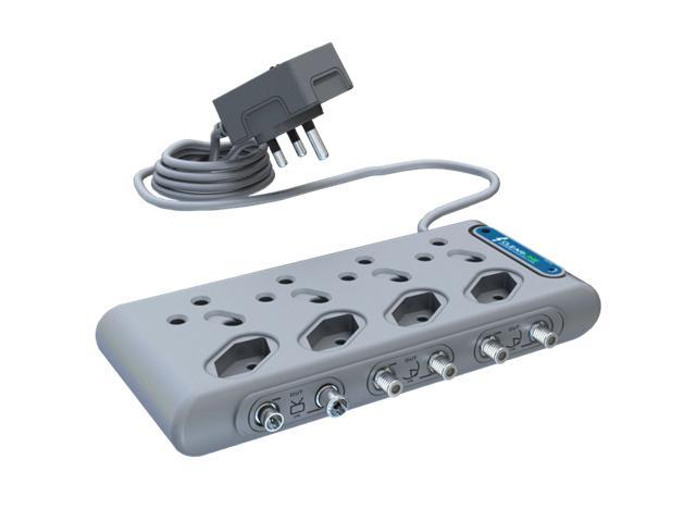 Clearline DSTV Multiplug Trip Connect Protector