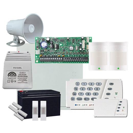Paradox SP65 476+ Pro  K636 LED Keypad Kit - PA9650