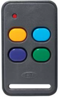 ET 4 Button Yellow Button Self Learning 404MHz Remote Transmitter