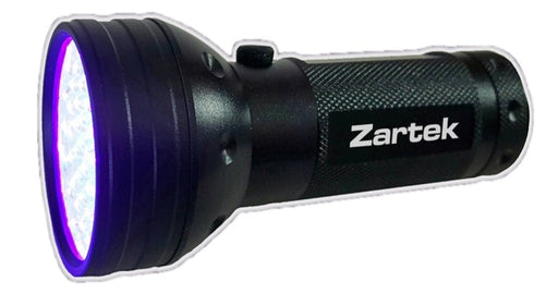 Zartek ZA-495 Ultraviolet Leakage Detection Glass Repair LED Flashlight Torch