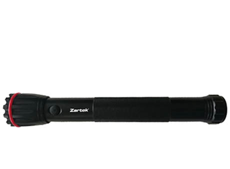 Zartek Za-411 Bright Led Flashlight Torch Baton