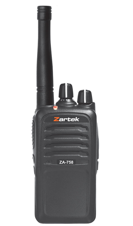 Zartek ZA-758 Handheld Two Way Radio