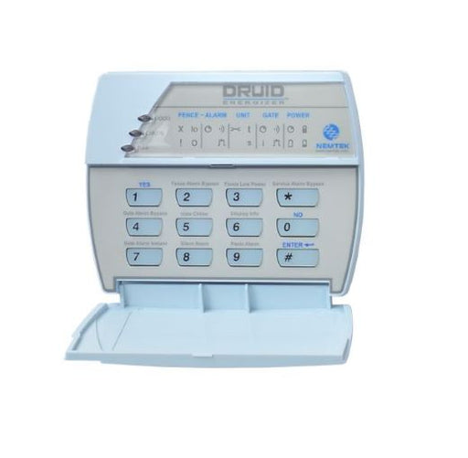 Druid Single Zone LCD Keypad