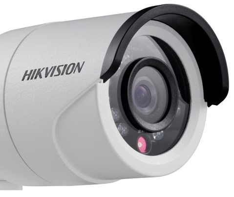Hikvision Outdoor 720P Infra-Red Hybrid Turbo Bullet Camera