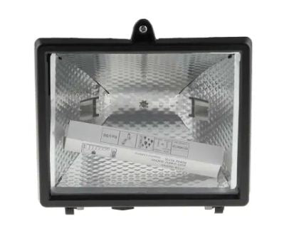Eurolux 500W Halogen Floodlight