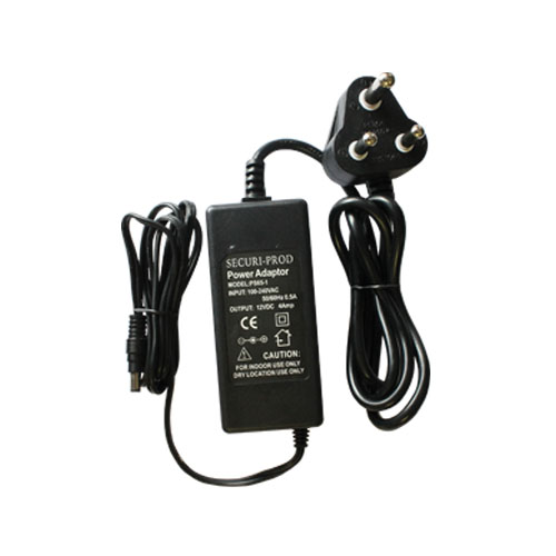 12VDC 4A CCTV Switch Mode Power Supply