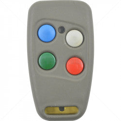 Sentry 4 Button 433MHz Code Hopping Nova Compatible Remote Transmitter