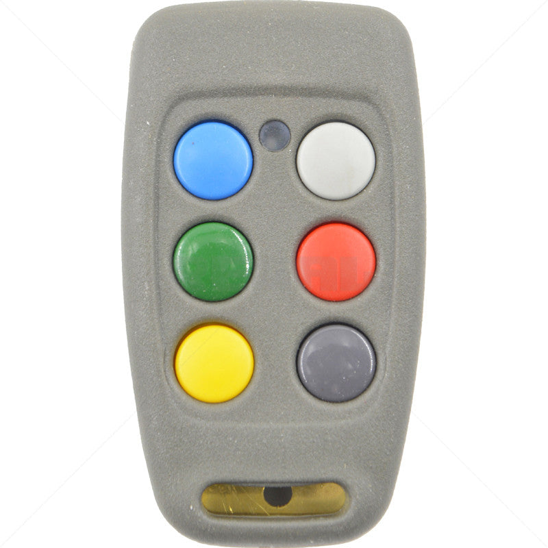 Sentry 6 Button 433MHz Code Hopping Nova Compatible Remote Transmitter