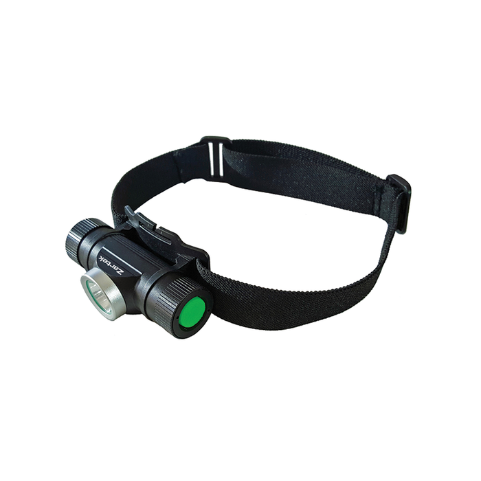 Zartek ZA-436 USB Rechargeable LED Torch Headlamp
