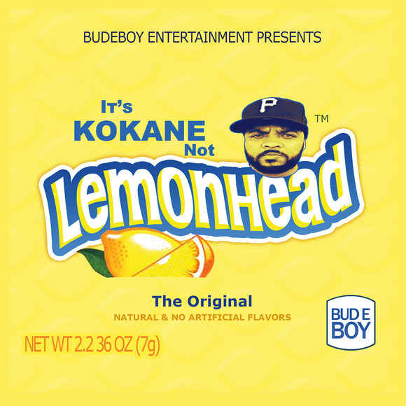 It's Kokane Not Lemonhead