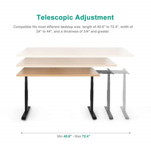 Stand up Desk Frame | Specs2