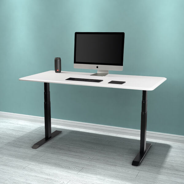 Stand Up Desk >> Eletab Electric Dual Motor Standing Desk Frame Eltbad 01