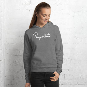 Unisex Modern Fit Hoodie - Pawprints Signature