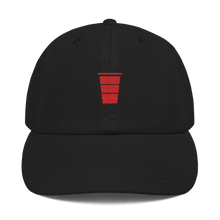 Load image into Gallery viewer, Red Cup SZN x Champion Dad Hat