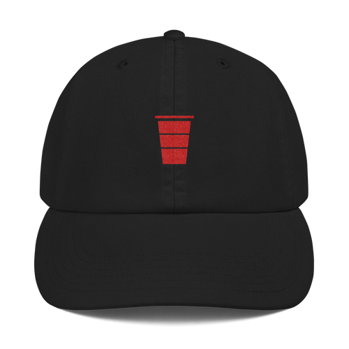 Red Cup SZN x Champion Dad Hat