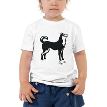 Load image into Gallery viewer, Toddler Short Sleeve Tee - Pawprints Collection