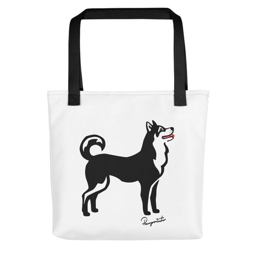 Pawprints Collection - Classic Dog Tote