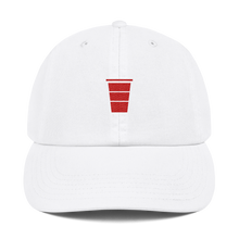 Load image into Gallery viewer, Red Cup SZN x Champion - Dad Hat