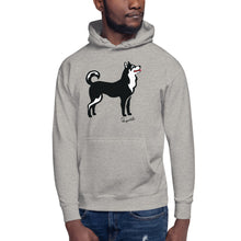 Load image into Gallery viewer, Premium Unisex Hoodie - Pawprints Collection