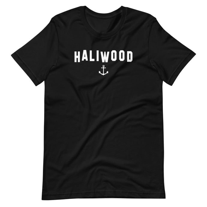 Haliwood Tee With Anchor