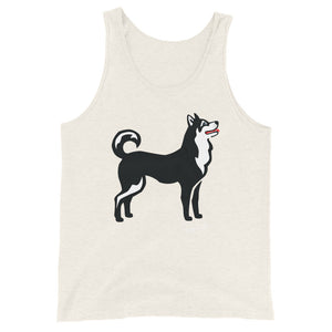 Pawprints Collection - Classic Dog Tank