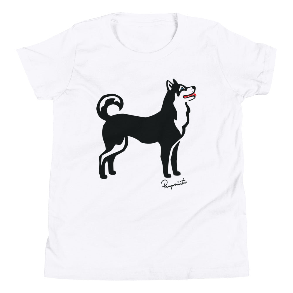 Youth Short Sleeve T-Shirt - Pawprints Collection