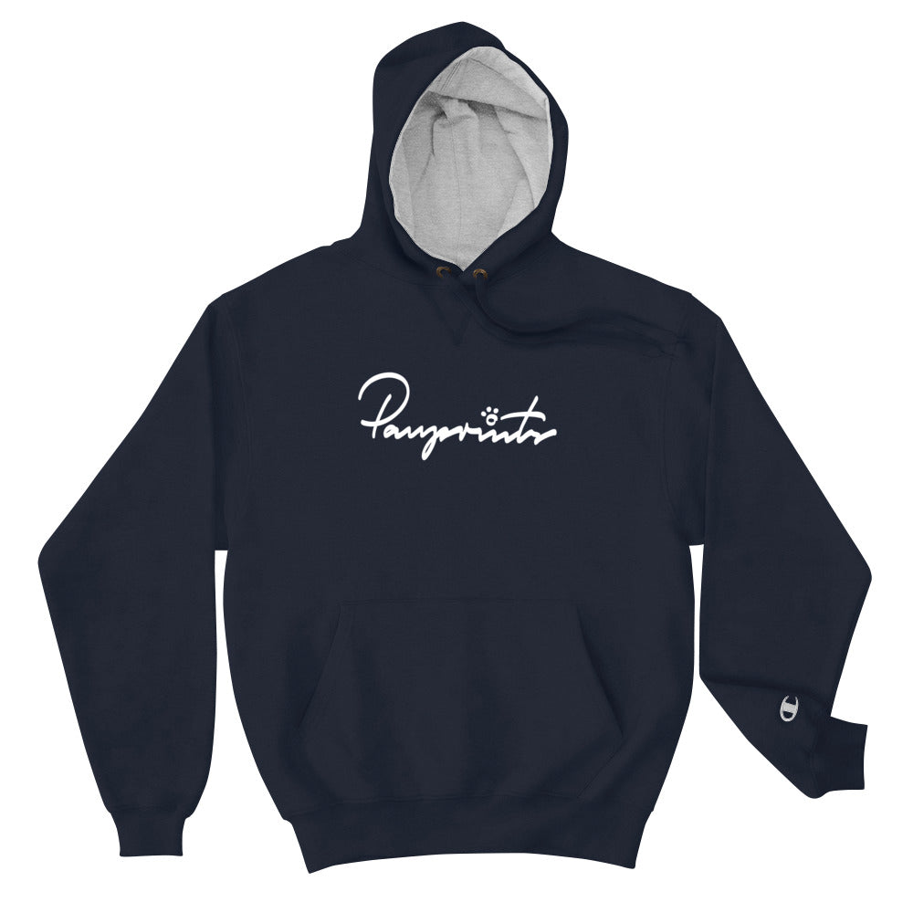 Men's Signature Hoodie - Pawprints Collection x Champion