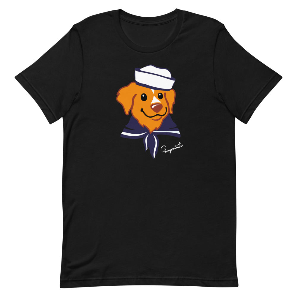 Nova Scotia Duck Tolling Retriever Tee - East Coast Sailor Edition
