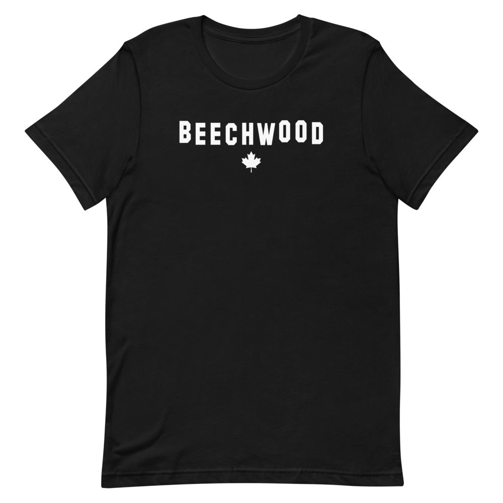 Beechwood - With Leaf - Tee