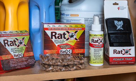 EcoClear RatX Collection