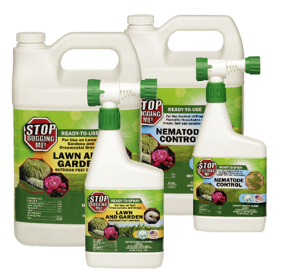 Stop Bugging Me - Lawn & Garden Pest Control Products