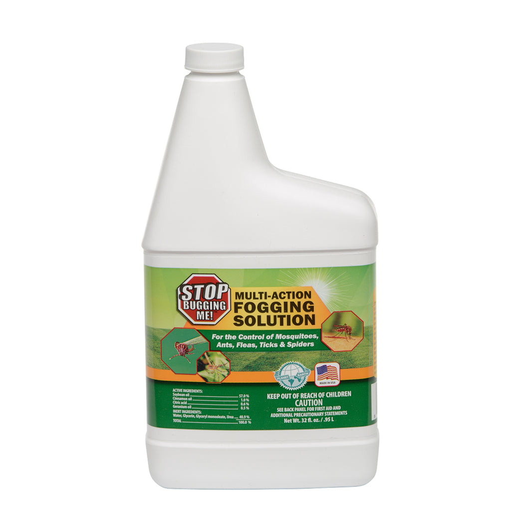 Stop Bugging Me!™ Multi-Action Fogging Solution