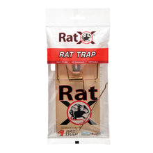 Load image into Gallery viewer, RatX® Wood Trap - 1 pack