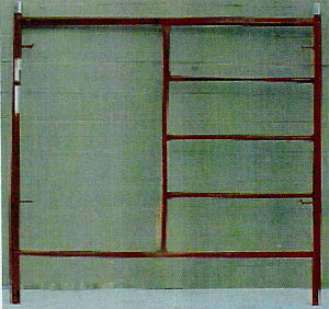 "Scaffold Step Frames, 5' x 6' 7"" -  S567-3"