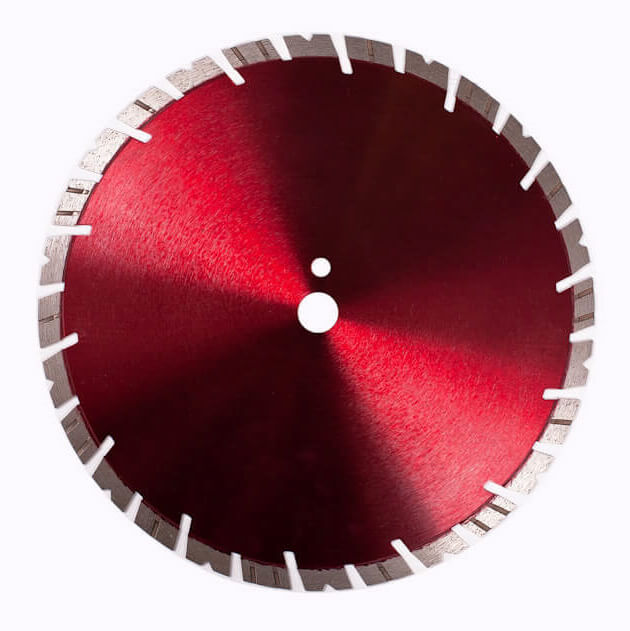 Quot Bad Boy Red Quot Diamond Saw Blade For Brick 12 Quot 16