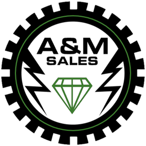 A & M Sales Logo in place of Lindley Inc TL044 - Starliner with set screw for Vibrastrike !