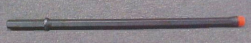 Brunner & Lay 2ft. Drill Steel, H Thread, Shank Size 7/8
