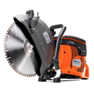 "Husqvarna K770 - 14"" Gas Power Cutter, Concrete Saw"