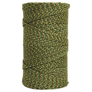 "Kraft (W. Rose) Super Tough Bonded Braided Nylon Line ""Camo"" - 685'"