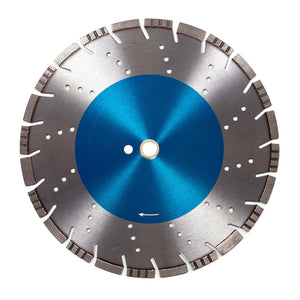 "All-Cut Diamond Saw Blades, Supreme (12"" -  24"")"