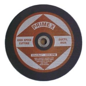 "14""  Abrasive Blade For Ductile Iron"