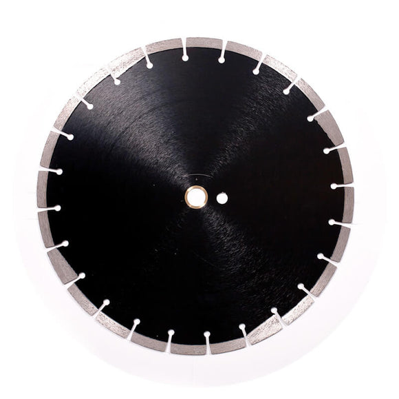 Asphalt & Green Concrete Diamond Saw Blades, General Purpose  (12